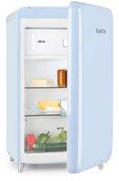 Klarstein PopArt  Retro-Kühlschrank blue
