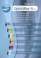Markt+Technik OpenOffice 4.1.1 Premium Edition