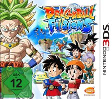 Dragon Ball: Fusions (3DS)
