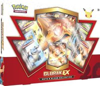 Pokemon Rote & Blaue Kollektion: Glurak-EX