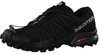 Salomon Speedcross 4 Men black/black/ black metallic