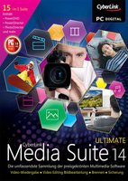 CyberLink Media Suite 14 Ultimate