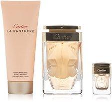 Cartier La Panthère Set (EdP 75ml + 6ml +BL 100ml)