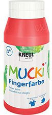 C. Kreul Mucki Fingerfarbe 750 ml rot