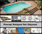 Procopi Odyssea Octo+ 640 x 400 x 133 cm (393437)