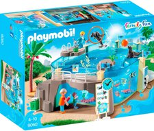 Playmobil Family Fun - Meeresaquarium (9060)