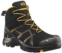 Haix Black Eagle Safety 40 Mid black/orange