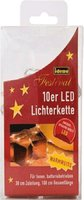 Idena LED Lichterkette 10er klar (8582065)