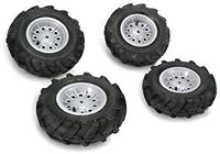 Rolly Toys rollyTrac Air Tyres (409242)