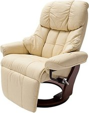 MCA-furniture Calgary II creme/walnuss