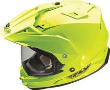 Fly Racing Trekker neon gelb