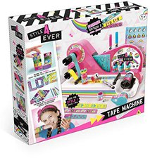 Canal Toys Tape machine - Only 4 girls