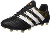 Adidas Ace 16.1 FG Men Leather core black/white/gold metallic