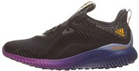 Adidas Alphabounce W core black/solar gold/shock purple