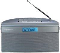 Grundig Music 8000 DAB+ metallisch blau