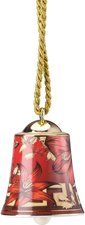 Rosenthal meets Versace Versace Christmas Blooms Porzellanglocke
