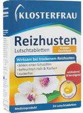 Klosterfrau Broncholind Reizhusten Zuckerfrei Lutschtabletten (24 Stk.)