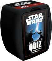 Winning Moves Top Trumps Quiz Star Wars