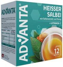 TSI Advanta Heißer Salbei Pulver (12 x 12 g)