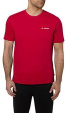 Vaude Men's Brand Shirt indian red