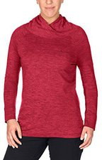 Vaude Women's Altiplano LS T-Shirt indian red