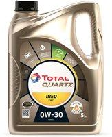 TOTAL Automotive Quartz Ineo First 0W-30 (5 l)