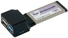 Sonnet ExpressCard eSATA / USB 3.0 (TSATA6USB3-E34)