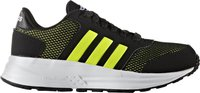 Adidas Neo Cloudfoam Saturn core black/solar yellow/ftw white