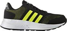 Adidas Neo Cloudfoam Saturn core black/solar yellow/ftw white