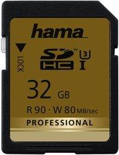 Hama SDHC Professional Line 32GB Class 10 UHS-I (123933)