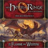 Heidelberger Spieleverlag Der Herr der Ringe : Die Flamme des Westens HDR-Saga 5
