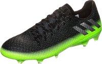 Adidas Messi 16.1 FG Men dark grey/silver metallic/solar green