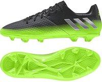 Adidas Messi 16.2 FG dark grey/silver metallic/solar green
