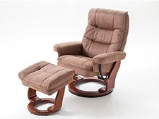 MCA-furniture SAMONE XL antikbraun/walnuss