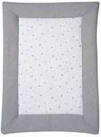 Schardt Krabbeldecke Stern grau 100 x 135 cm