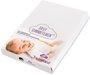 Träumeland Jersey-Spannbetttuch (100 x 100 cm) weiß