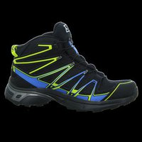 Salomon X-Chase Mid GTX black/blue/green