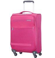 American Tourister Herolite Super Light Spinner 55 cm bubble gum pink (80372)