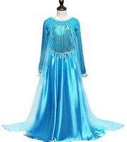 Katara Disney Eiskönigin Prinzessin Elsa Fest Sommerkleid  (1760)