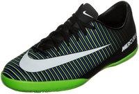 Nike MercurialX Vapor XI IC Jr black/white/electric green