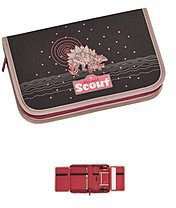 Scout Etui 7-tlg. Pink Dino