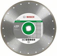 Bosch Diamant-Trennscheibe Best for Ceramic Extra-Clean T urbo 180 x 25,40 x 1,6 x 7 mm (2608603598)