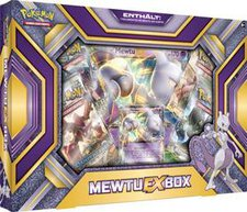 Amigo Pokemon Mewtu-EX-Box