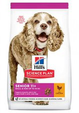 Hills Science Plan Canine Small & Miniature Senior 11+ (1,5 kg)