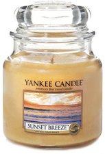 Yankee Candle Sunset Breeze orange 13,8x9,5x13,8cm (1352165E)