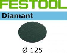Festool Schleifscheiben Diamant STF Ø125mm P1000, ungelocht, 2Stk.