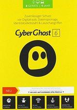 S.A.D. CyberGhost 6 (3 Geräte) (1 Jahr)