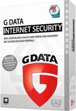 Gdata Internet Security 2017 (3 Geräte) (3 Jahre)