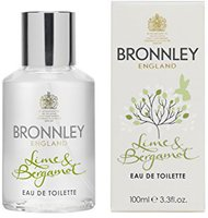 Bronnley Lime & Bergamot Eau de Toilette (100ml)
