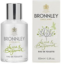 Bronnley Lime & Bergamot Eau de Toilette (100ml)